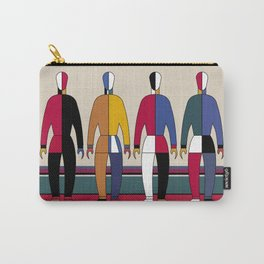 Suprematism Men Carry-All Pouch