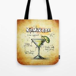 Kamikaze Tote Bag