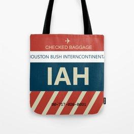 George Bush Intercontinental Airport Tote Bag