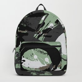 Enso Groove F by Kathy Morton Stanion Backpack