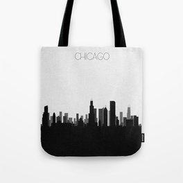 City Skylines: Chicago Tote Bag