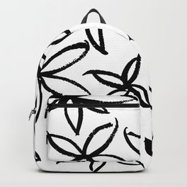 Big Floral Backpack