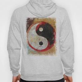 Yin Yang Dragon Hoody