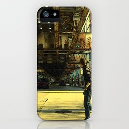 City Crossing iPhone Case