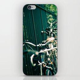 Brooklyn Bikes iPhone Skin