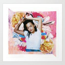 Bloom 3  Art Print