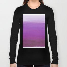 Purples No. 1 Long Sleeve T-shirt