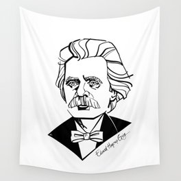 Edvard Grieg Wall Tapestry