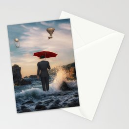 A la Magritte Stationery Cards