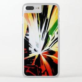 Eternal Light Clear iPhone Case