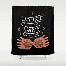 Sane Shower Curtain