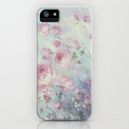 Dancing Petals iPhone Case