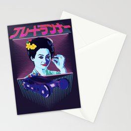 Blade Runner. Japanese Stationery Cards