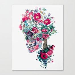 SKULL XIII Canvas Print
