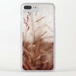It's fall Clear iPhone Case