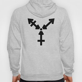 Caution: Transgender Radiation Hoody