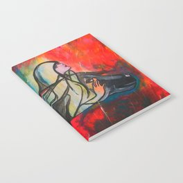 Chasing The Rain  #society6 #decor #buyart Notebook
