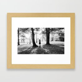 Sarah Framed Art Print