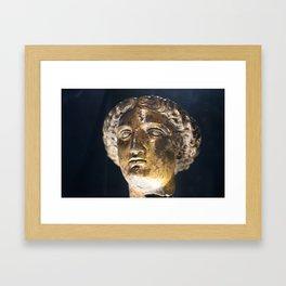 Sulis Minerva Framed Art Print