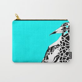 Minty Magpie Carry-All Pouch