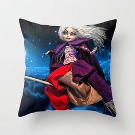 Sarah Sanderson Throw Pillow