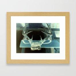 10 POINTS Framed Art Print