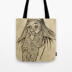 Albert Dumblestein Tote Bag