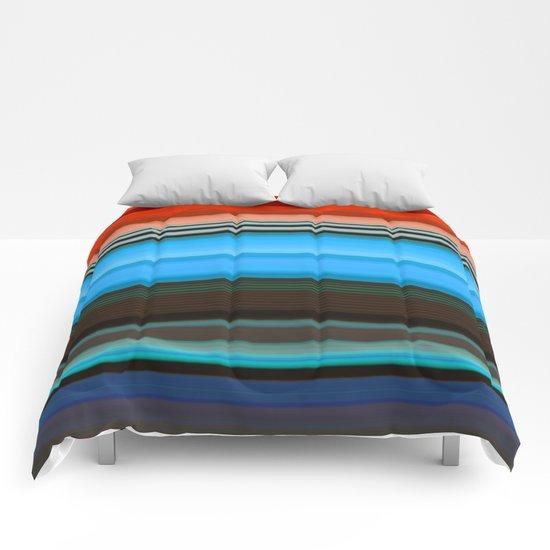 stripes 251 Comforters