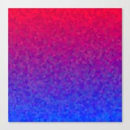 Voronoi Pattern 1  Canvas Print