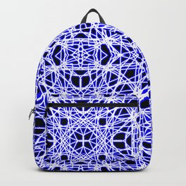 Blue Chaos 8 Backpack