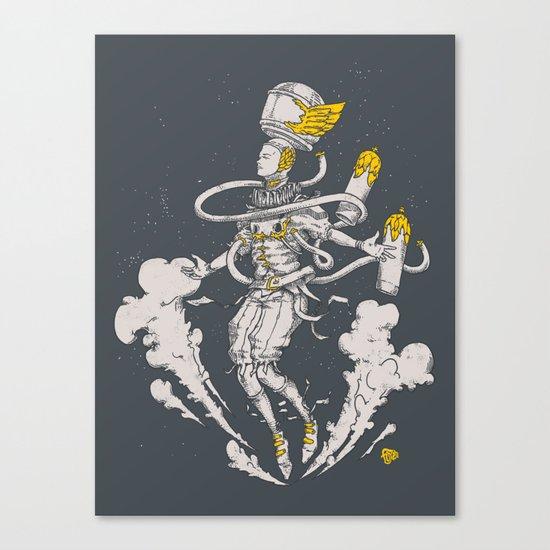 Vasto Cosmonaut  Canvas Print
