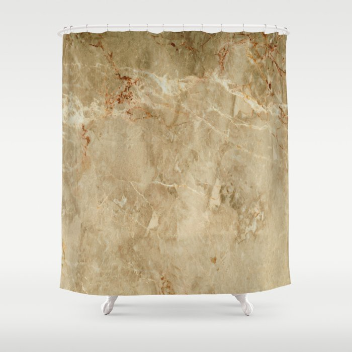 Marble Texture 42 Shower Curtain By Robincurtiss