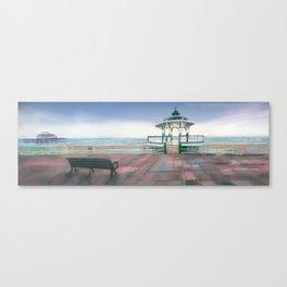 Brighton Sea Front Canvas Print
