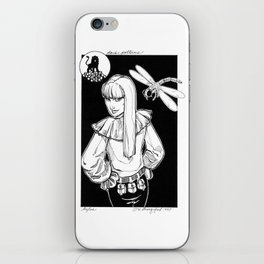 Kylea iPhone Skin
