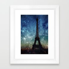 Cosmic Tower II Framed Art Print