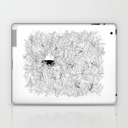Where are the stagnant waters Laptop & iPad Skin
