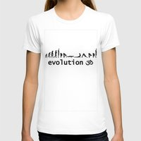 evolution T-shirts featuring evolution by Maria Durgarian