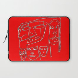 Alex Shirt Laptop Sleeve