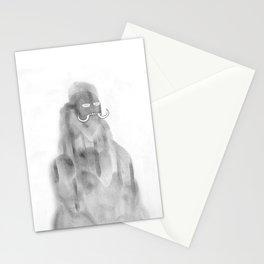 smoke beast  Stationery Cards