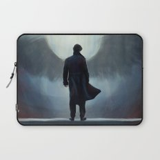 The Side of Angels Laptop Sleeve