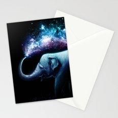 Elephant Splash Stationery Cards