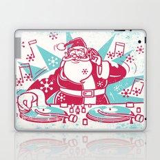 Funky Santa Laptop & iPad Skin