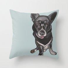 Zoe Throw Pillow
