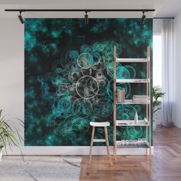 The Spark of Legacy Wall Mural