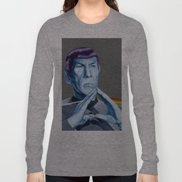 Trek Side of the Moon Long Sleeve T-shirt