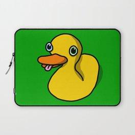 Drunk Duck | Veronica Nagorny Laptop Sleeve
