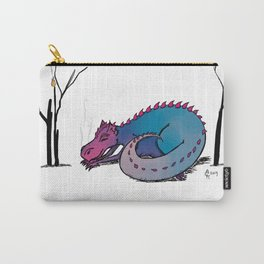 Let Sleeping Dragons Lie Carry-All Pouch