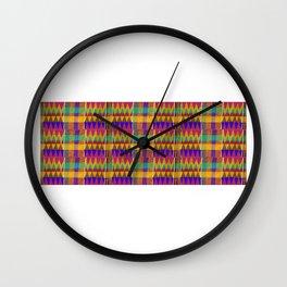 Sanaa Wall Clock