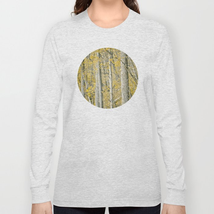 Amber Forest Long Sleeve T-shirt