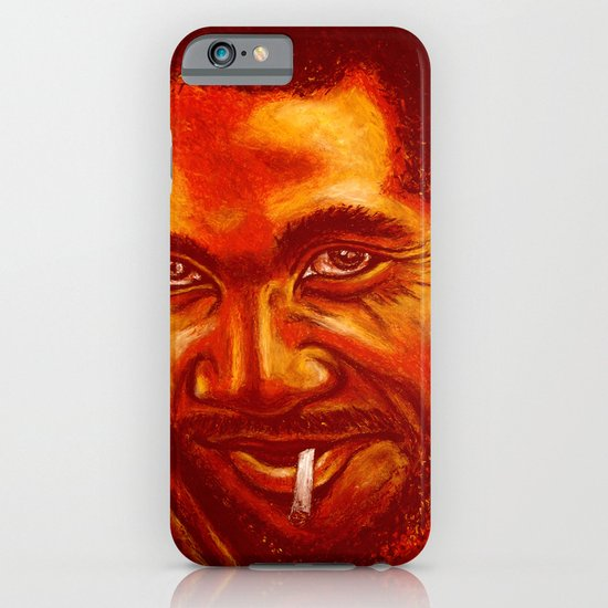 up in smoke! iPhone & iPod Case